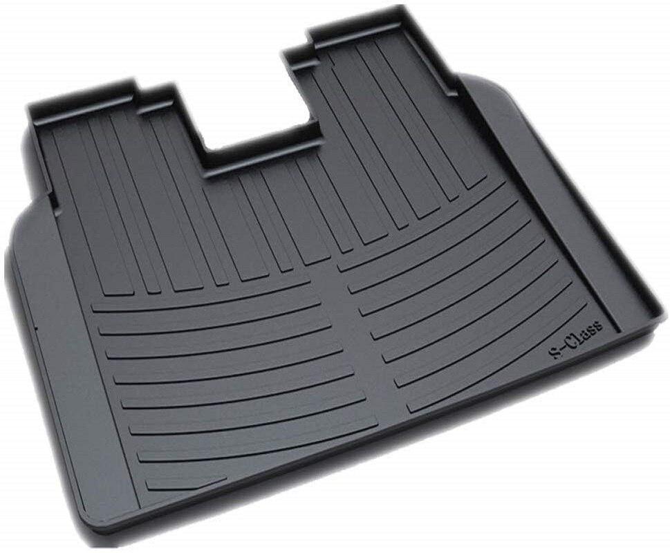 XEILK tapis de sol pour Mercedes Benz | Doublure de cargaison arrière de voiture, plateau de coffre, classe S 2011-2013