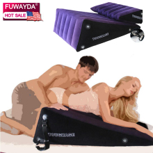 Combination-Chair Inflatable-Pad with Handcuffs-Articles for Bedroom Living-Room-Use
