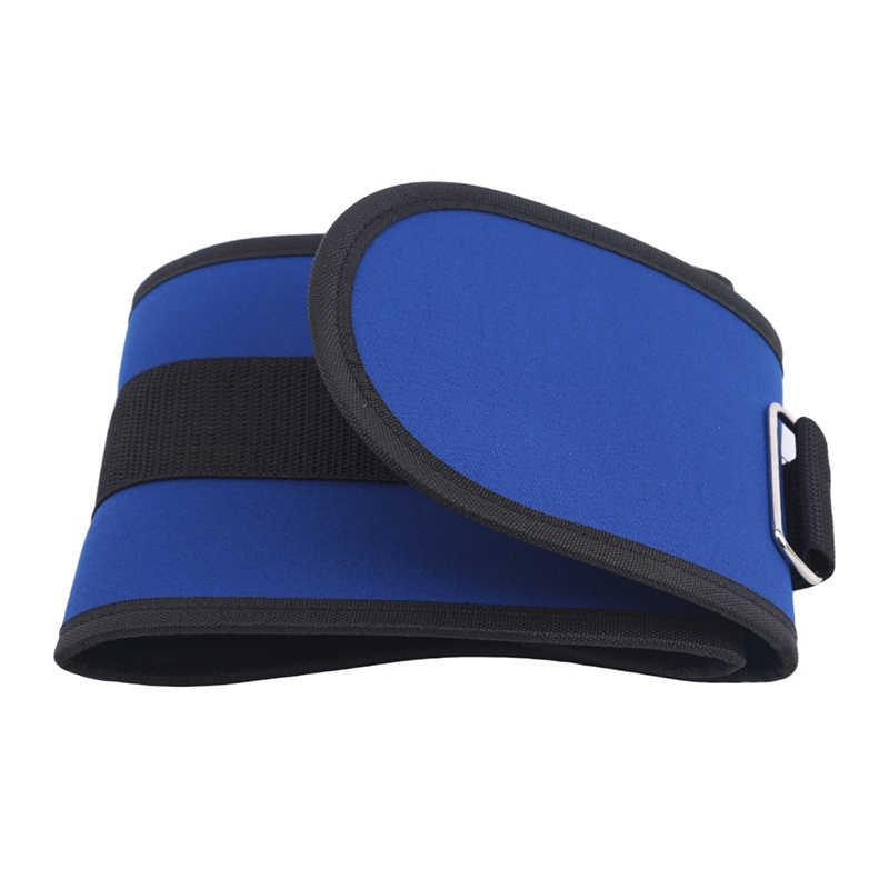 Black Fitness Waist Belt Men Squat Waist Belt Weightlifting Deadlift Bodybuilding Training Sports Waist Belt Abdomen Waist Belt