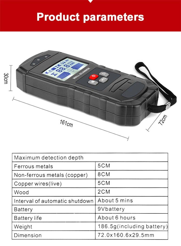 Detectores de metal industrial