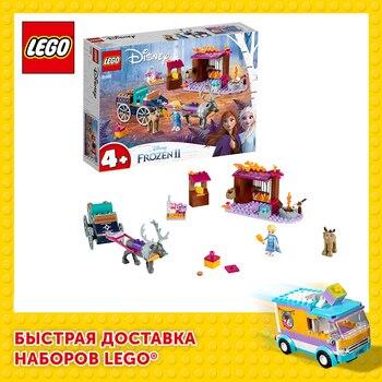 Конструктор LEGO Disney Frozen Дорожные приключения Эльзы 1