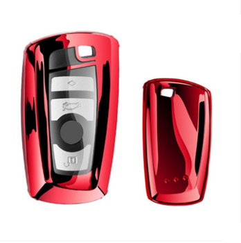 New Soft TPU car Key Case Full Cover For BMW 520 525 f30 f10 F18 118i 320i 1 3 5 7Series X3 X4 M3 M4 M5 E34 E36 E90 Car Styling image