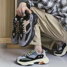 New Designer Casual Shoes Men Sneakers Male Footwear Tenis M