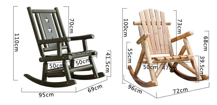 Sedia A Dondolo Americana.Outdoor Furniture Wooden Rocking Chair Rustic American Country Style Antique Vintage Adult Large Garden Rocker Armchair Rocker Furniture Folding Chairs Chair Slingchair Outdoor Furniture Aliexpress