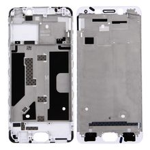 Calidad superior para OPPO R9/F1 Plus carcasa frontal LCD marco bisel placa(China)
