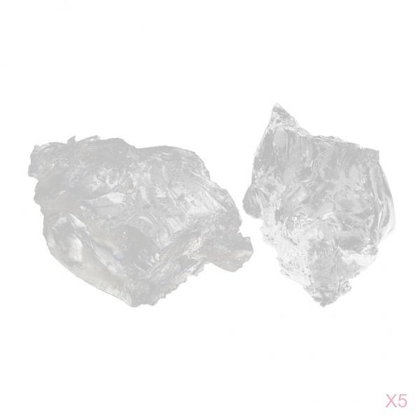 1kg Jelly Wax Handmade Candles DIY Material Clear Gel Candle Supplies