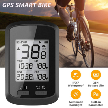 GPS Speedometer Cadence ANT+ Cycling Computer Bluetooth 4.0BLE IPX7 Waterproof Wireless Bike Computer Bicycle Sensitive bryton rider 530 gps cycling computer enabled bicycle bike computer and bryton mount waterproof wireless speedometer