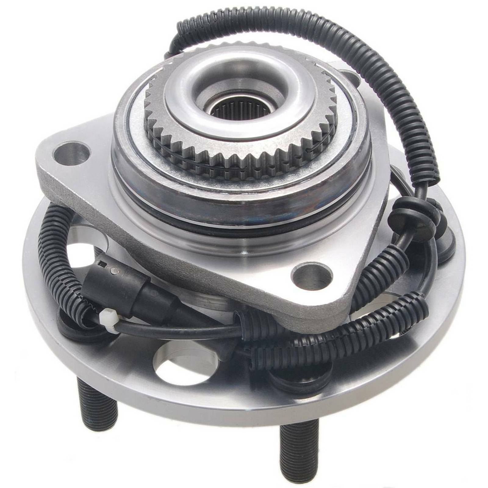 AP01 Front Left Wheel Bearing Kit For SSANGYONG ACTYON I SPORTS KYRON REXTON 2.0-3.2 4x4 4142009400 Wheel Hub Bearing