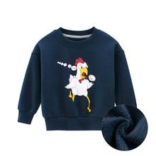 Hoodies Cartoon Sweatshirts  Clothing Toddlers Baby Boys Girls Kids Unisex Children Tops Clothes Cotton Autumn Winter