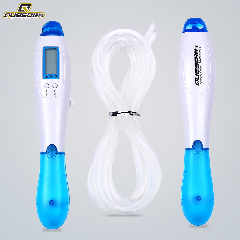 Physical Profession Electronic Counting Jump Rope Calories Adult Sports Fitness Children Students Exam Training Jump Rope