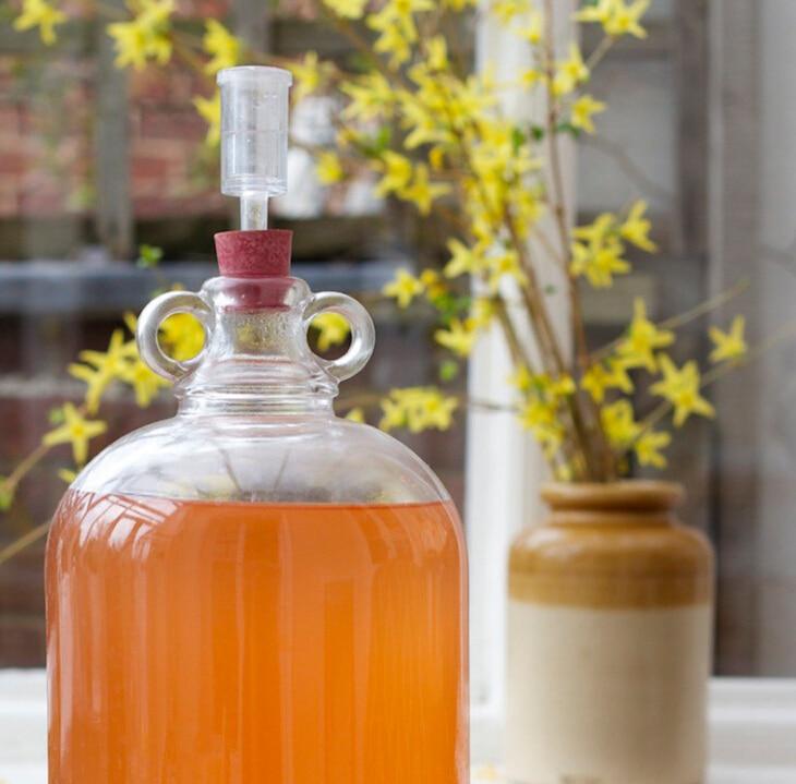 Новый Прочный цилиндрический ферментерный шлюз для пива, односторонний Выпускной запечатанная вода, контрольный клапан для ферментации вина, пивоварения Другие барные аксессуары      АлиЭкспресс