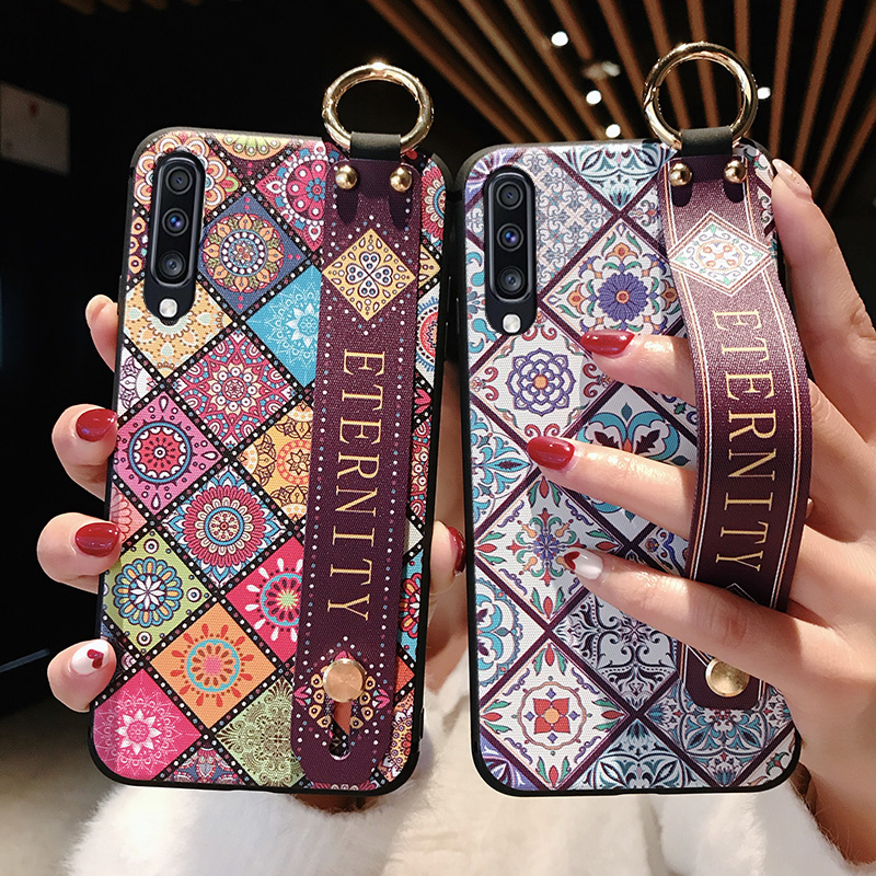 SoCouple Case For Samsung Galaxy Made Of TPU Material With Wrist Strap 6
