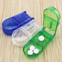 цена на Pill Cutter Medicine Cutter Medicine Split Medicine Box Portable Medicine Portable Small Medicine Box Medicine Box