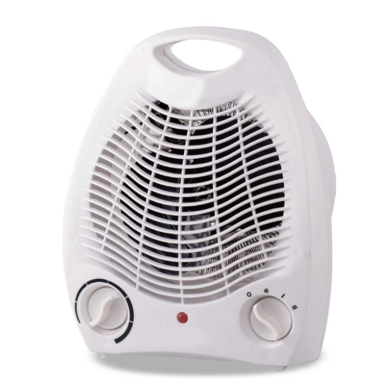2000W Electric Fan Room Heater 220V Portable Electric Space Heater Mini 3 Heating Settings Air Heating Space Winter Warmer Fan E