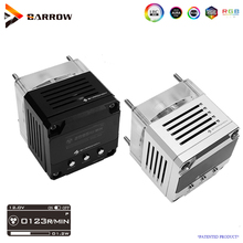 BARROW 17W Intelligent strong power pump core waterway board professional used DDC water tank combo RGB FBSP17B-T