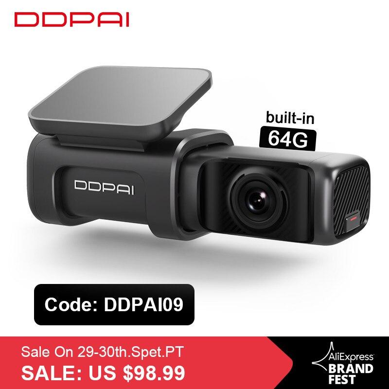 DDPai Dash Cam Mini5 4K 2160P z Polski za $85.82 / ~318zł