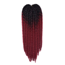 Two 12strands/pc Colors Hair