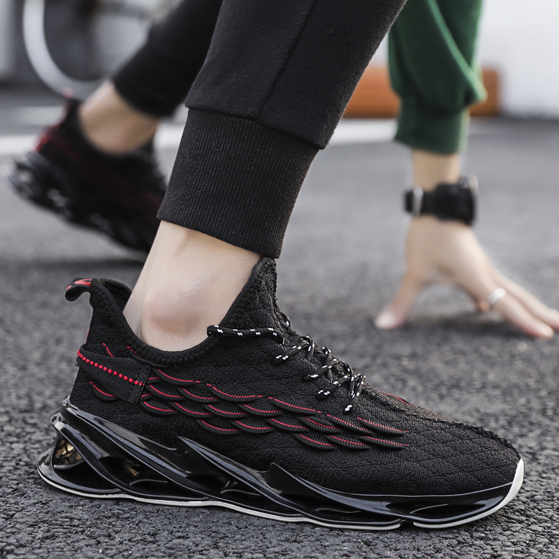 Men shoes sneakers shoes for men wild casual sports male tides tenis running Shoe Outdoor breathable Training off white trainers 4