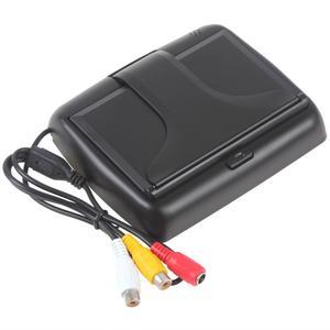 Image 4 - 4.3 pollici A Colori TFT LCD HD Car Rear view Monitor Auto 4.3 Rearview Backup Monitor di Assistenza Al Parcheggio con 2CH video di Ingresso