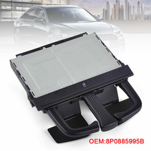 Front Folding Stretch Dash Cup Holder Car Interior Accessories Replace For VW Jetta Golf MK4 Bora 8P0885995B 1J0 858 601 C
