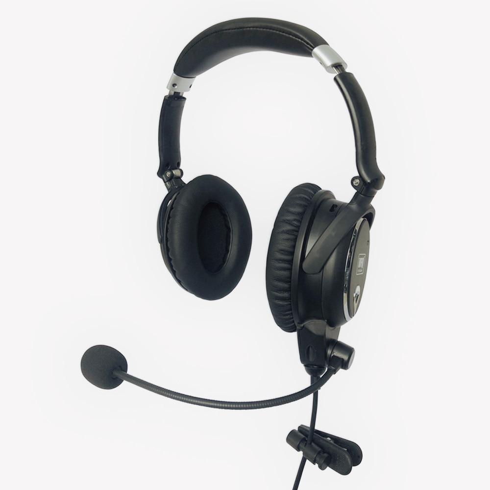 ANR Aviation Headset UFQ A7