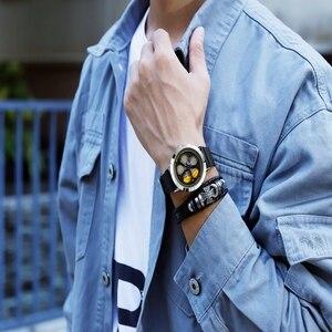 Image 5 - 2020 Hot Sell Fashion Cool Men Watch SportsCar Rotating Dial Wheel Wristwatch Waterproof Magnet Buckle Quartz Movement Gift 1022