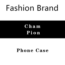 HPCHCJHM fashion street sports brand DIY Luxury Phone Case for Samsung S9 plus S5 S6 S7 edge S8 S10 plus