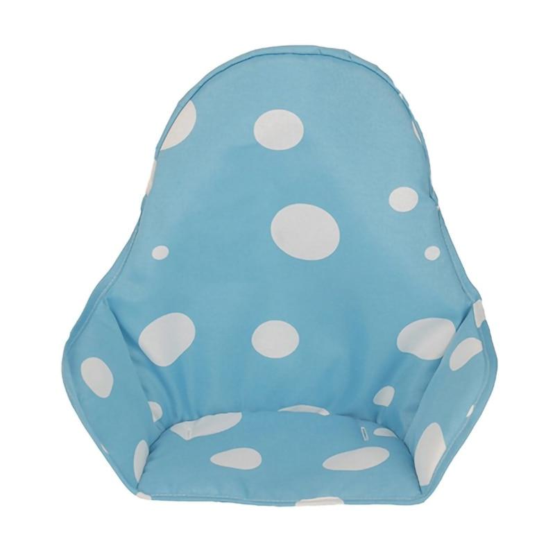 New Baby Highchairs Kids High Chair For Babies Cushion Cover Booster Mats Pads Feeding Chair Cushion Stroller Seat Cushion