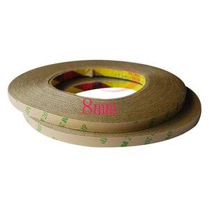 Image 2 - 50M/rolka, 8mm, 10mm, 12mm, taśma dwustronna taśma klejąca do 3528 5050 ws2811 listwy Led
