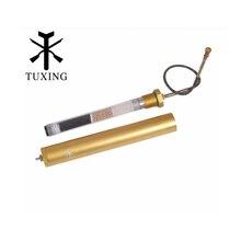 Tuxing 4500Psi PCP filtr do sprężarki powietrza filtr wody oleju nurkowanie Separator 300Bar 30Mpa L350mm * OD49mm * ID36mm