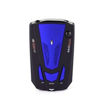 KSLM 16 Band V7 360º Laser & Radar Detector with Voice Alert Warning