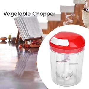 Vegetable Chopper Manual Shredder Food Processor Meat Grinding Time-saving Effectively Machine for Kitchen Supplies
