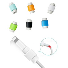 Winder-Cover Cord-Protector Protective-Case Cable Data-Line USB iPhone for Colors 1pc
