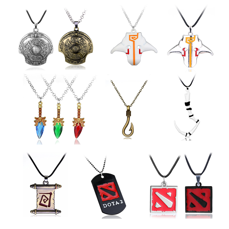 Defense Of The Ancients Dota 2 Aegis Of Champion Necklace Immortal