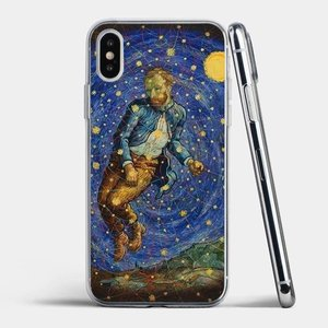Image 5 - Silicone Phone Cover Bag For Nokia 7 Plus 2 3 5 8 9 2.1 3.1 5.1 6 2017 2018 230 3310 For Oneplus 3T 5T Mona Lisa Funny Spoof Art