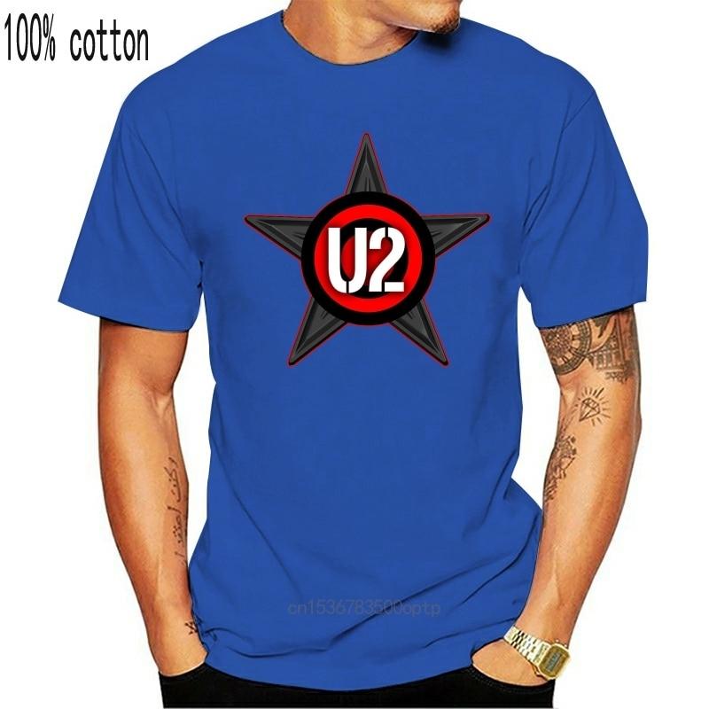U2 Alternative Rock Band Promo Music T-shirt Size XL Rare!