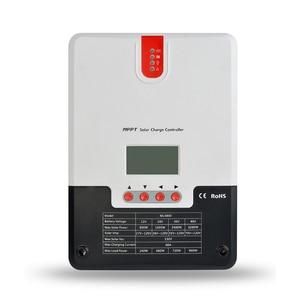 20/30/40/60A 12В/24В литиевая свинцово-кислотная батарея MPPT контроллер солнечного заряда