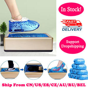 Shoe Shoes-Machine Boots Foot-Set Disposable Household for Home Office New Smart Automatic