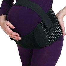 Nova cintura abdômen cintas mulheres grávidas pré-natal cuidados cinta barriga banda cinto de maternidade tonificação de volta cintos de apoio