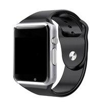 Smart watch a1/männer smartwatch a1/android/frau geschenk bluetooth smart watch sim Telefon uhr Unterstützung für Android OS für kinder|Smart Watches|   -