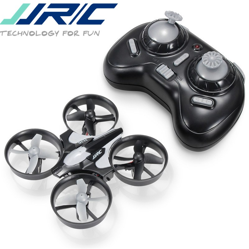 JJRC H36 Mini drone 2.4G 4CH 6-Axis 3D Flip Headless Mode rc helicopter Quadcopter toys for children VS E010 Multi Battery