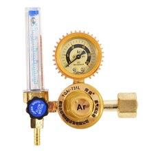 Flow-Meter Argon-Regulator Pressure-Reducer Welding Mig G5/8--0-25mpa Tig
