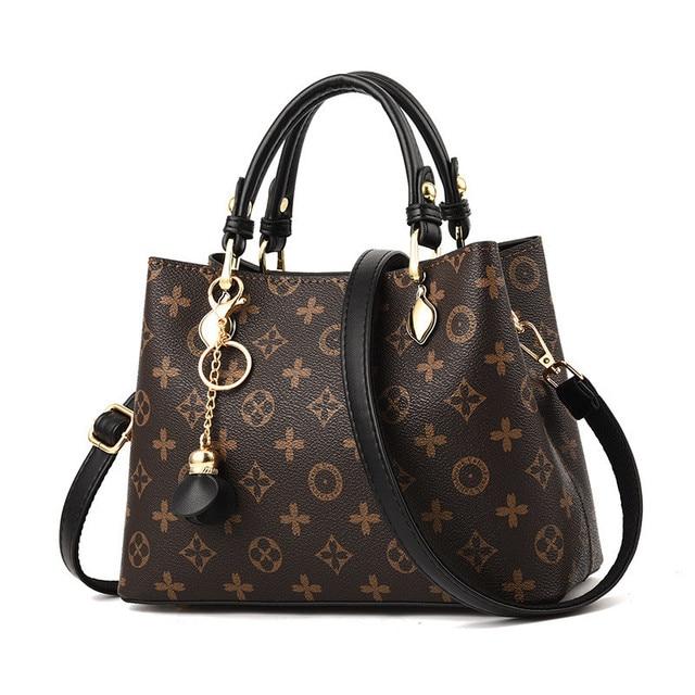 2020 Female Tote Bag Designers Luxury Handbags Printed Bucket simple women bag  Famous Brand Shoulder Bag Ladies Bolsos 5