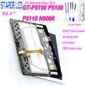 Para Samsung Galaxy Tab 2 10,1 GT-P5100 P5110 P5113 N8000 LCD pantalla táctil Panel digitalizador reparación reemplazo