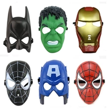 New Star Wars Darth Vader Mask Super HERO Hulk/อเมริกันกัปตัน/Iron Man/Spiderman/Batman Crazy หน้ากากพรรค(China)
