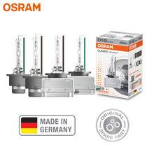 OSRAM-Faro de xenón para coche estándar, luz blanca clásica para farol delantero HID, original clásico, 4200K, CLC, D1S, D2S, D3S, D4S, 66140, 66240, 66340, 66440, 1x unidad