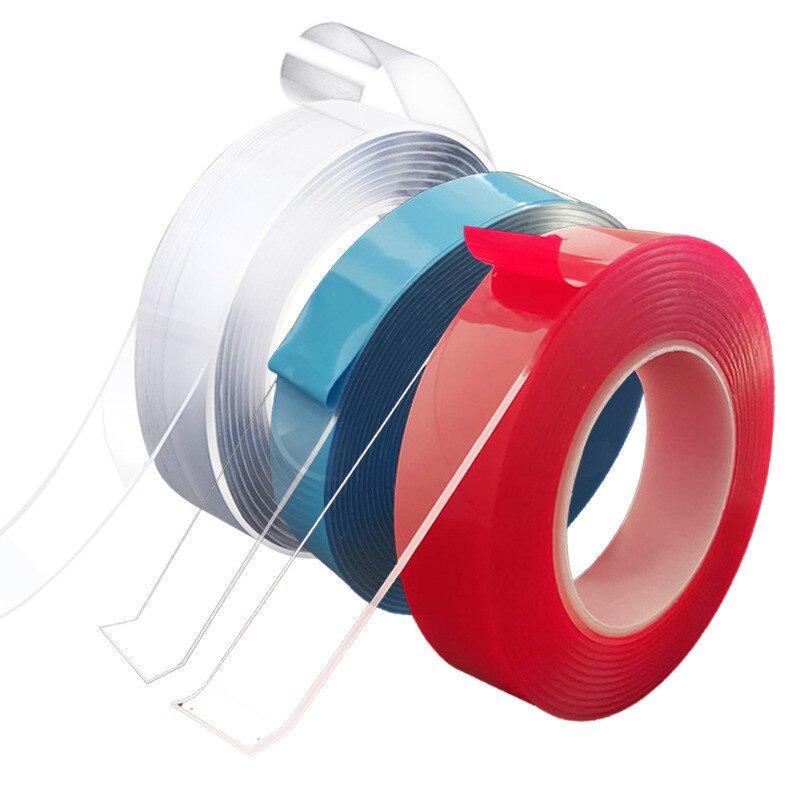 Nano Tape Nano Magic Tape Double Sided Tape Super Fix Waterproof Tape Adhesive Tape Adhesive Tape 3m Double Sided Tape