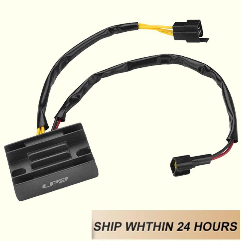 Redresseur de régulateur de tension 12V, pour Suzuki DRZ400 DRZ400E DRZ400S DRZ400SM 2005-2017 DRZ 400 400E 400 400S 400SM Scooter