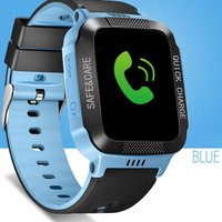 Y21S akıllı bilezik kamera feneri ile dokunmatik ekranlı akıllı saat SOS telefon GPS izci SIM çocuk izle Çocuk Saatleri    -