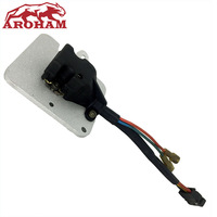 High Quality 9140010100 For Mercedes Benz S Class w140 600 SEL (5) BLOWER MOTOR RESISTOR
